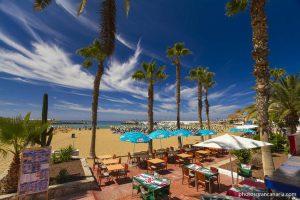 Plaja Puerto Rico Insula Gran Canaria