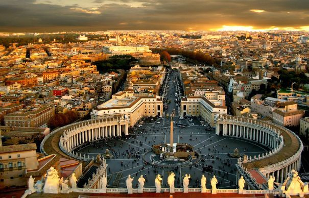 Vacanta Roma Plecare din Constanta