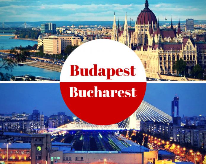 Budapestvs bucuresti
