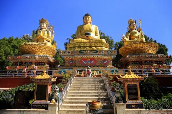 Vacanta in Kathmandu Nepal