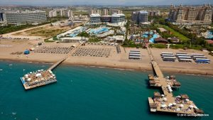 Plaje Antalya Statiunea Side