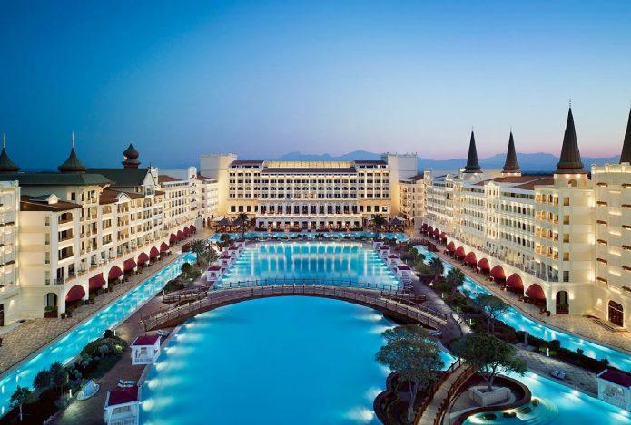 Cele mai bune hoteluri antalya