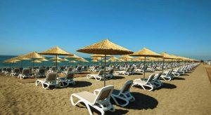 Plaje Antalya Statiunea Belek