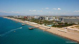Plaje Antalya Statiunea Lara Kundu