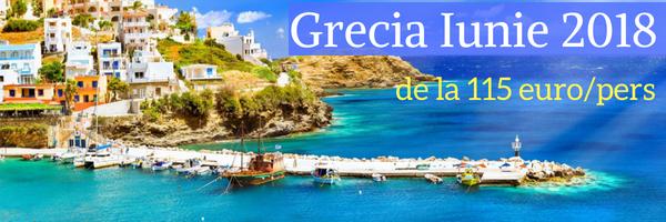 Grecia Iunie 2018