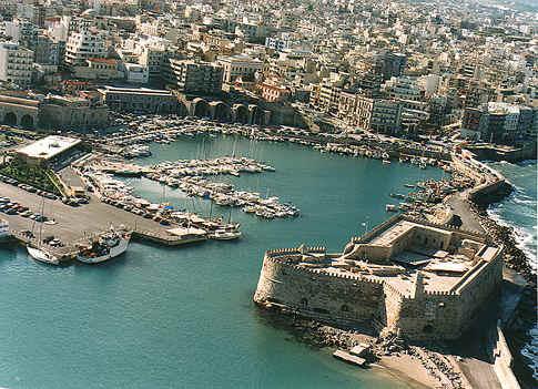 Capitala Heraklion