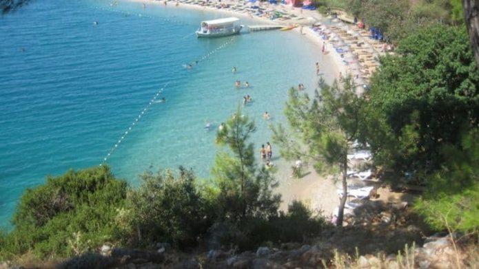 Marmaris plaje