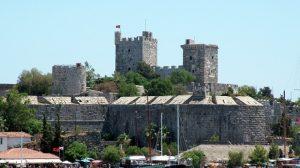 Photo Castelul Bodrum sau Castelul Sf. Petru