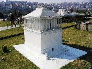 Photo Mausoleul din Halicarnas