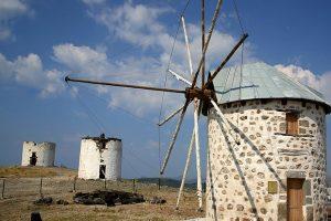 Photo Morile de vant din Bodrum