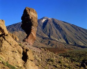Photo Muntele Teide si Las Canadas