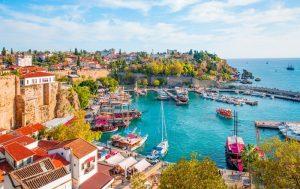 Obiective turistice Antalya