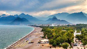 Plaje Antalya Turcia
