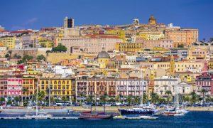 Photo Cagliari si Sardinia de Sud