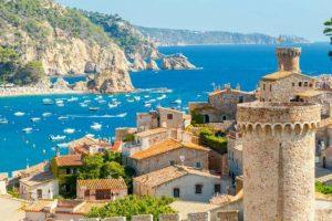 Obiective turistice Costa Brava