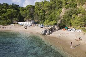 Photo Plaja Cala Canyelles