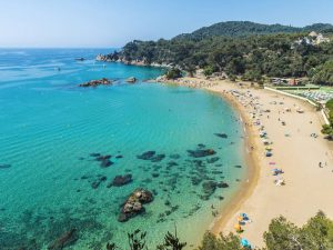 Photo Plaja Cala de Santa Cristina