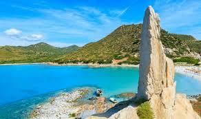 Photo Plaja Punta Molentis