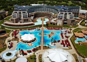 Photo Resort Riu Kaya Palazzo Golf