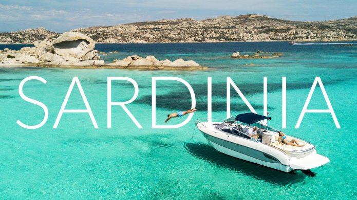 Vacanta Sardinia, Italia