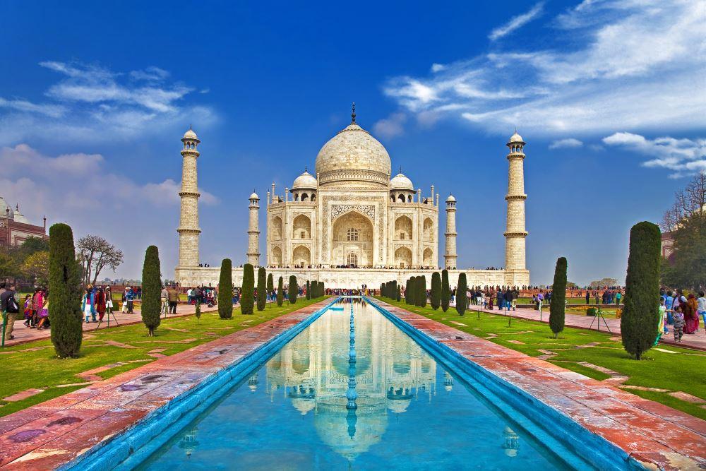 Circuit turistic cultural India